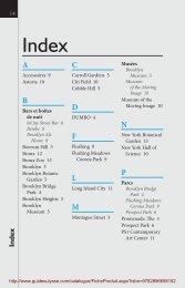 Index du livre - Guides de voyage Ulysse