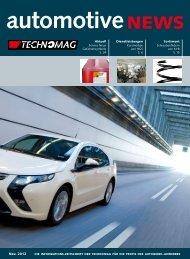 Sicherheit in Lenkungs- und Fahrwerktechnik ... - Technomag AG