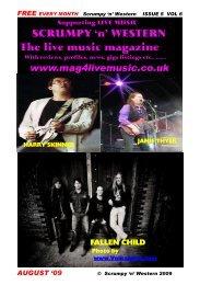 Scrumpy 'n' Western August '09small - Mag 4 Live Music