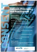 MPS Consent Course 2013 (PDF - 238.9 Kb) - The Association of ... - Page 2