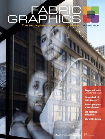 Your Source From Inspiration To - Fabric Graphics