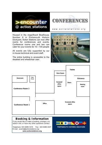 University Rooms - Portsmouth Historic Dockyard