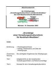 Lesen Sie hier das Modell der NRW-CDU
