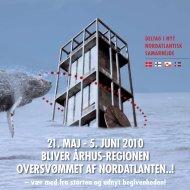 5. juni 2010 bliver århus-regionen oversvommet af nordatlanten..!