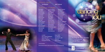 Event Co-Chairs J Associates Committee - Jewish Community Center