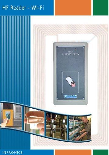 HF Reader - Wi-Fi - Infronics