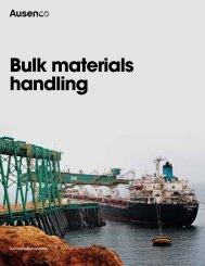 Bulk materials handling - Ausenco