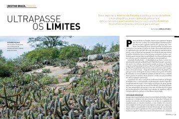 turismo rural na paraíba - IDESTUR