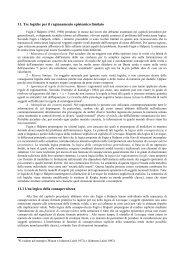cap. 11 - Tre logiche per il ragionamento epistemico limitato - Filosofia