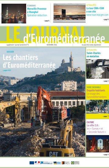 Journal - Euroméditerranée