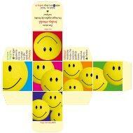 Smiley-Würfel. Smiley-Würfel. - TextLive