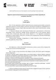 Regulamin wyłaniania Recenzentów do oceny merytorycznej ...