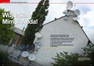 A Fulltime Satellite DXer - TELE-satellite International Magazine