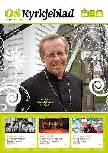 Biskopen i Os - Mediamannen