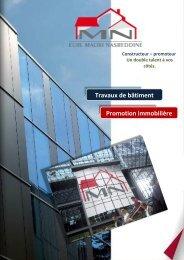 Travaux de bâtiment Promotion immobilière - Made-in-algeria.com