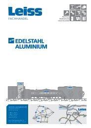 EDELSTAHL ALuminium - Seb. & Ant. Leiss GmbH & Co. KG
