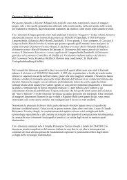Dizionari bilingui italiano-tedesco - TERM-minator