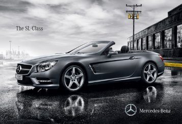 The SL-Class - Mercedes Benz
