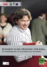 Business class training 07