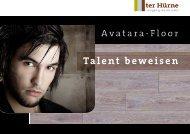 Avatara-Floor Buch - ter Hürne
