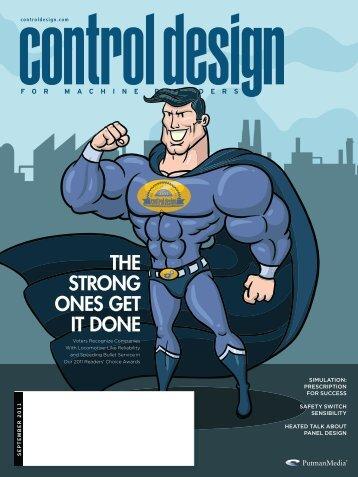 September 2011 - Control Design