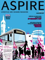 issue 159 - Aspire Magazine