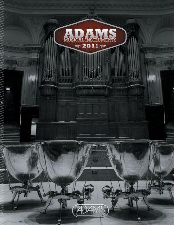 2011 Adams Catalog - Pearl Corporation
