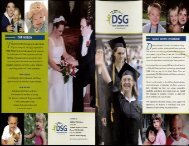 2012 Brochure - Down Syndrome Guild of Greater Kansas City