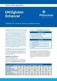 EMCEgluten Enhancer - Mühlenchemie GmbH & Co. KG