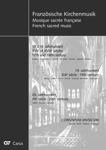 Französische Kirchenmusik