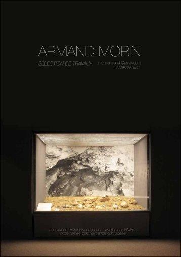 ARMAND MORIN - Poisson Bouge