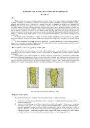 Optimalizácia geotechnických konštrukcií, Bratislava 18
