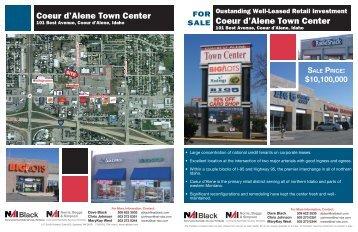 Coeur d'Alene Town Center Coeur d'Alene Town Center