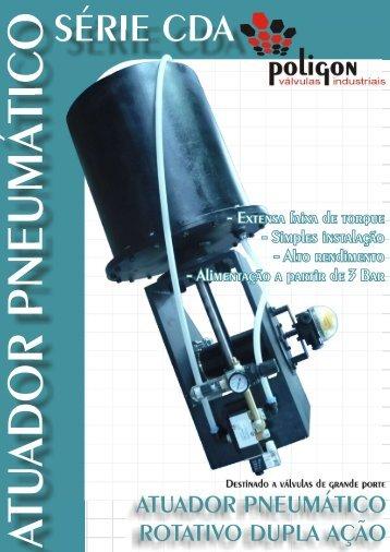 Atuador Cilindro Pneumático - Logo do Radar industrial