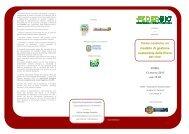 Come costruire un modello di gestione sostenibile della ... - Federbio