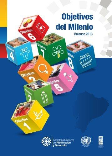 Objetivos-del-Milenio-Balance-2013