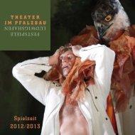 als PDF - Theater Im Pfalzbau