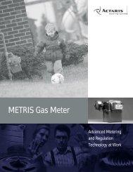 METRIS Gas Meter - Burnerparts