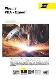 Plazma VBA - Expert - Products - Esab