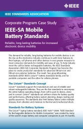 Smart Grid -A4 ad - The IEEE Standards Association