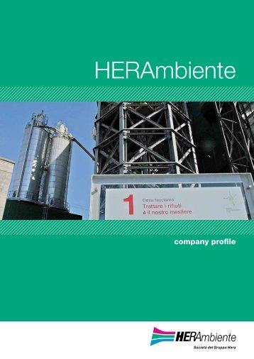 HERAmbiente - Il Gruppo Hera