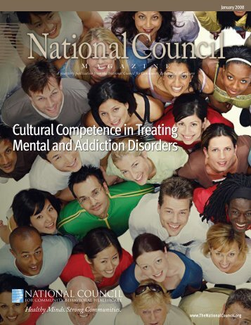 Cultural Competence in Treating Mental and ... - The National Council