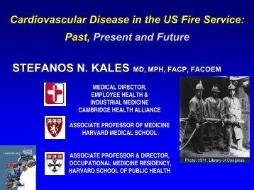 Past, Present - Illinois Fire Service Institute