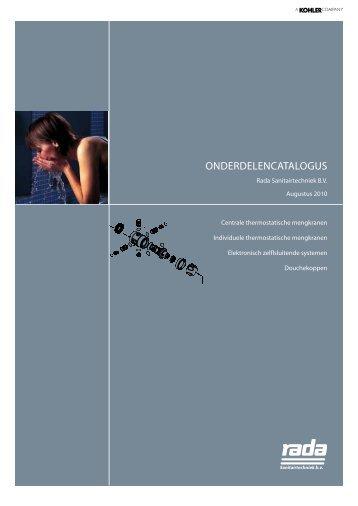 onderdelencatalogus - rada-nl.com