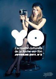 L'actualité culturelle - La Roche-sur-Yon