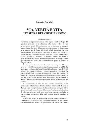 Introduzione - Roberto Osculati