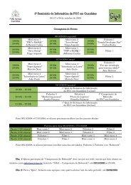 Download da programação completa - PUC Minas