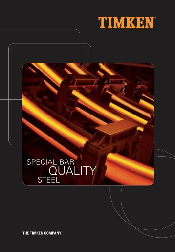 Special bar quality - Timken