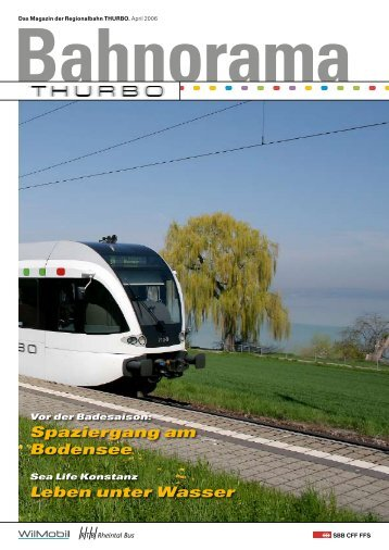 Bahnorama 9 downloaden - Thurbo