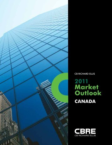 2011 Market Outlook - Northam Realty Advisors